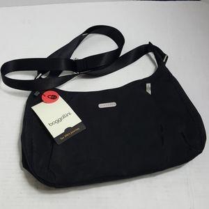 NWT Baggallini slim crossbody hobo lightweight bag